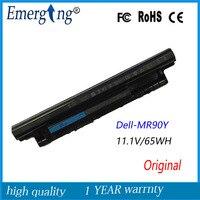6Cells 11.1V 65Wh Original New Laptop Battery for Dell 3421 5421 5437 3521 5535 5521 MR90Y 8TT5W XCMRD V8VNT 6HY59 24DRM PVJ7J