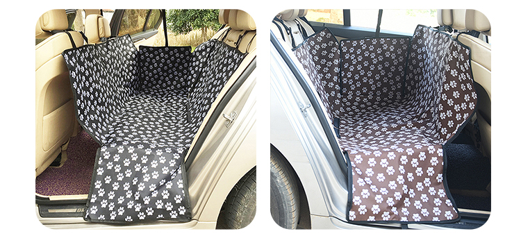 Pet Products Dog Doors, Houses & Furniture Cloth Dog Beds Mats Car Trunk Boot Open Pet Bed Blanket Puppy Detachable Nest Pets Cat Dogs Soft Warm Accessories Supplies Items
