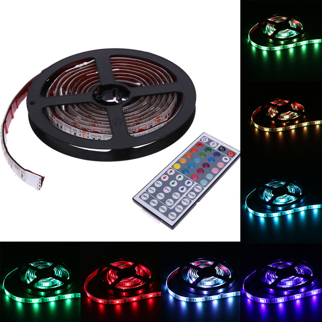 4pcs 5050 rgb led strip waterproof usb led light strips flexible 4pcs 5050 rgb led strip waterproof usb led light strips flexible 50cm led tape add remote mozeypictures Images