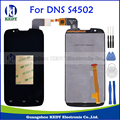 Touch Screen Digitizer + LCD Display For DNS S4502 DNS-S4502 S4502M Highscreen Boost Cloudfone Thrill430X innos D9 D9C+Tools