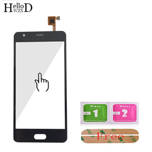 Image 2 - HelloWZXD 5.0 Touch Glass For Doogee X20 Touch Screen Glass Digitizer Panel Front Glass Lens Sensor Capacitive Tools Adhesive