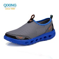 Summer Running Shoes For Men Women 2017 Outdoor Lightweight Sport Shoes Lovers Slip On Breathable Mesh