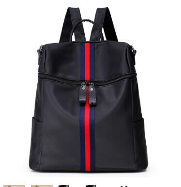2018 travel backpack female college wind nylon Oxford cloth backpacks female student bag2018 travel backpack female college wind nylon Oxford cloth backpacks female student bag