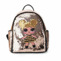 07e2cd1a3138 Блеск для женщин блёстки подростковый рюкзак для девочек Путешествия Рюкзаки  большой вместимости сумки Bling рюкзак детей
