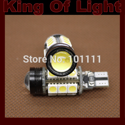 2x Canbus T15 194 W5W 15smd+1.5W wedge 15 led smd 5050 obc error free led light Free shipping