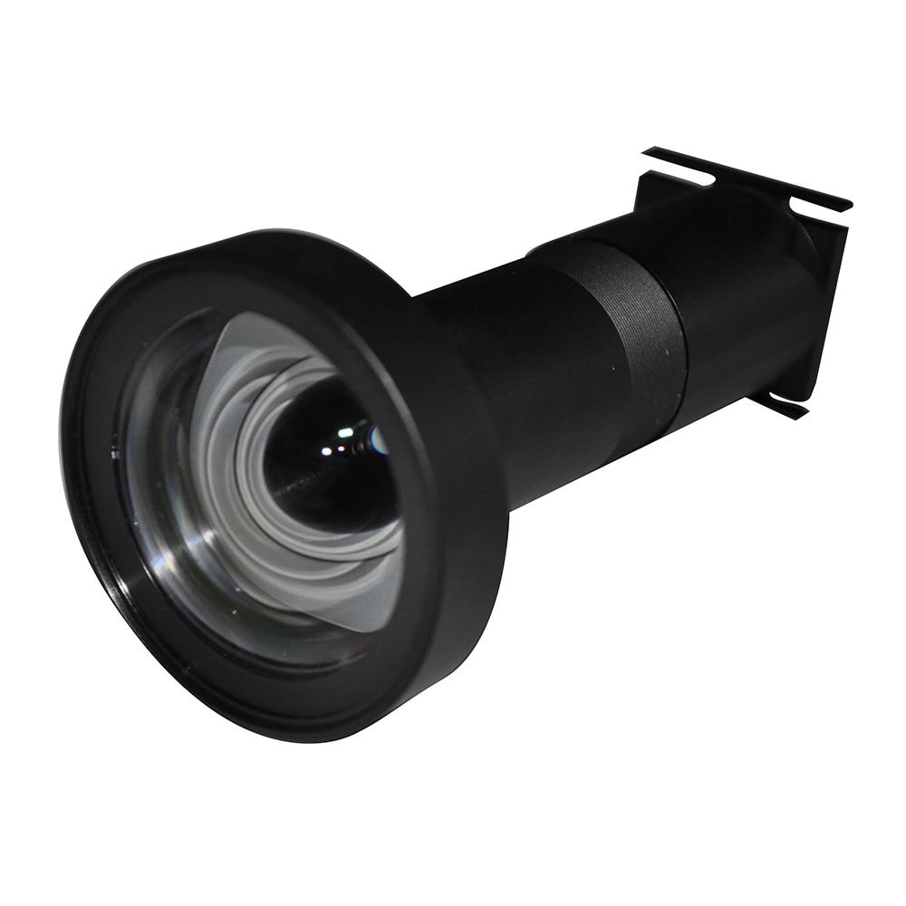 VIVICINE Ultra Short Coperte e Plaid Lente, Adatto Per Optoma/Benq/Acer/NEC Per Grandi Spazi Proiettori, breve Coperte e Plaid Lenti per Proiettori di Marca