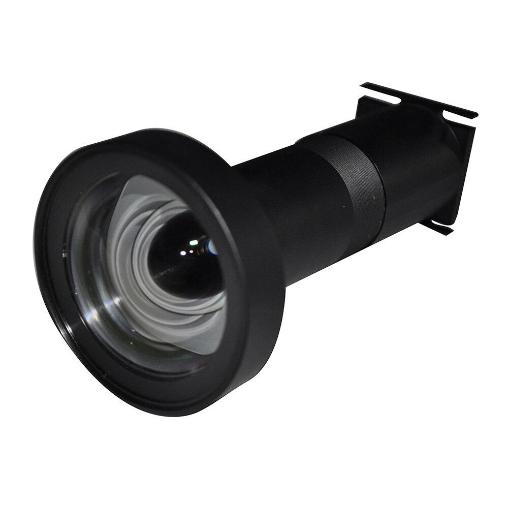 VIVICINE objectif Ultra court, adapté aux projecteurs Optoma/Benq/Acer/NEC grand lieu, objectif à courte focale pour projecteurs de marque