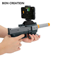 Children Fidget Bluetooth 3D VR Games Indoor Augmented Reality Toys VR AR Game Gun Toy For