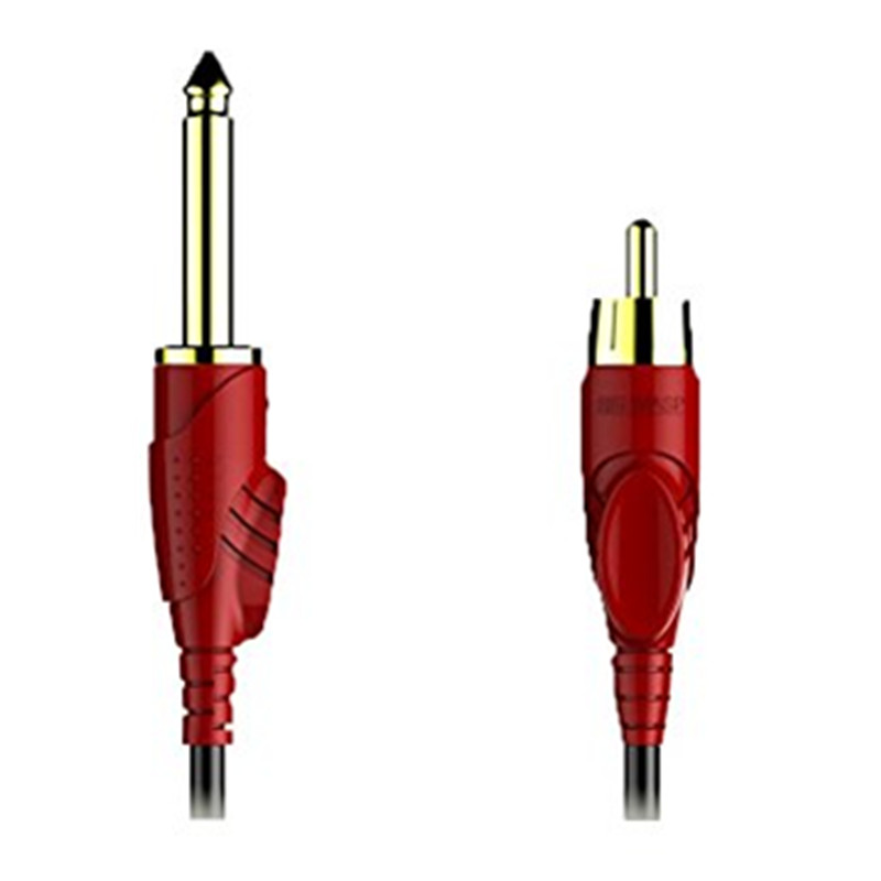 BIGWASP [Premium Quality] Silicone Soft Tattoo RCA Connector Clip Cords for Tattoo Machines (79 Inches)BIGWASP [Premium Quality] Silicone Soft Tattoo RCA Connector Clip Cords for Tattoo Machines (79 Inches)