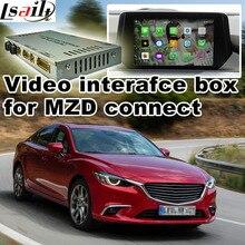 Interface de vídeo para Toyota Honda Nissan PSA Ford Mercedes benz etc. Android Navegação Traseira e 360 Panorama Opcional