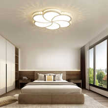 YooE LED Ceiling Light Modern Lamp Living Room Lighting Fixture Bedroom  Surface Mount Flush Panel Remote Control Ceiling Lamp