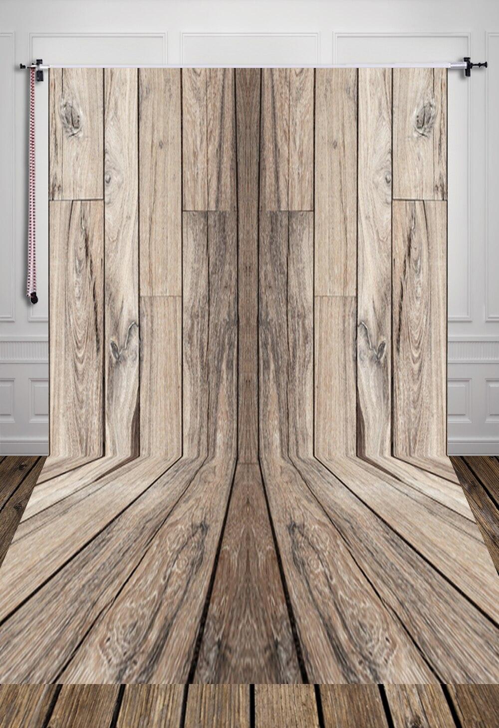 ᗛgrey wood planks photography backdrop wood floor custom photo prop