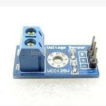 5pcs/lot Voltage Detection Module Voltage Sensor For Arduino