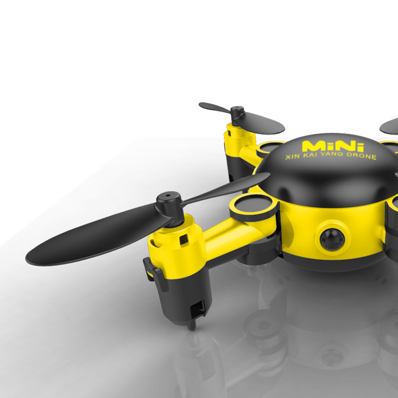 KY901 RC Quadcopter 2.4GHz Wifi FPV 0.3MP Camera LED 3D Flip 4CH Mini Drone BNF Helicopter For Indoor Outdoor Toy VS CX-10W FSWB