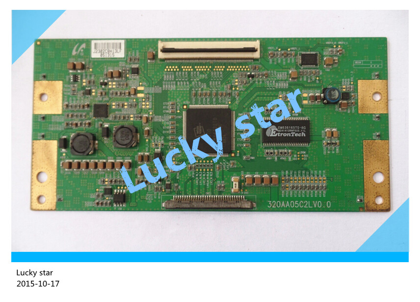 100% tested good working High-quality for 320AA05C2LV0.0 logic board 99% new 2pcs/lot rsag7 820 4737 roh led39k300j led40k160 good working tested