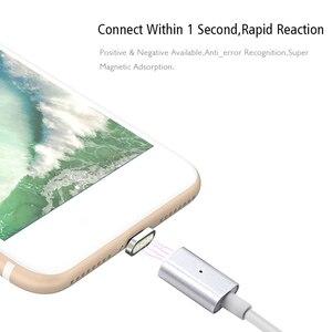 Ausverkauf Magnetische USB Kabel Für iPhone 8 7 6 Plus Micro USB Kabel Magnet Ladegerät Kabel Daten Lade Ladung zubehör
