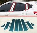 Para Nissan Qashqai J11 2014-2016 Acero Inoxidable pilar poste de ajuste