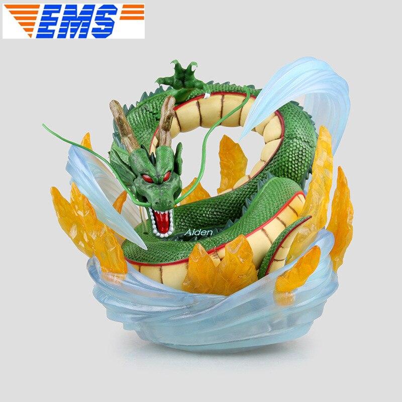 8 Dragon Ball Destino di Zero Shenron Tubo Drago PVC Action Figure Da Collezione Model Toy BOX 21 CENTIMETRI Z306