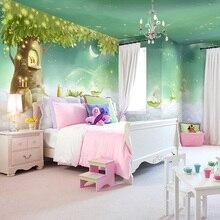 3D Dream Cartoon Children Room