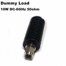 2pcs x 10W SMA DC 0-6GHz dummy load for SW-33MARK2