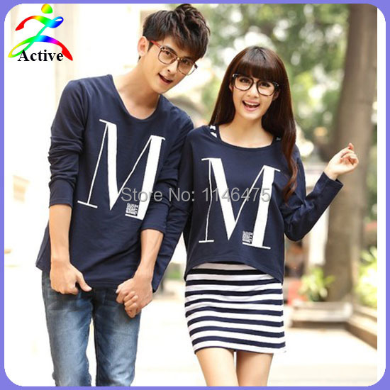 new arrival hot men women fashion couple clothes lovers
