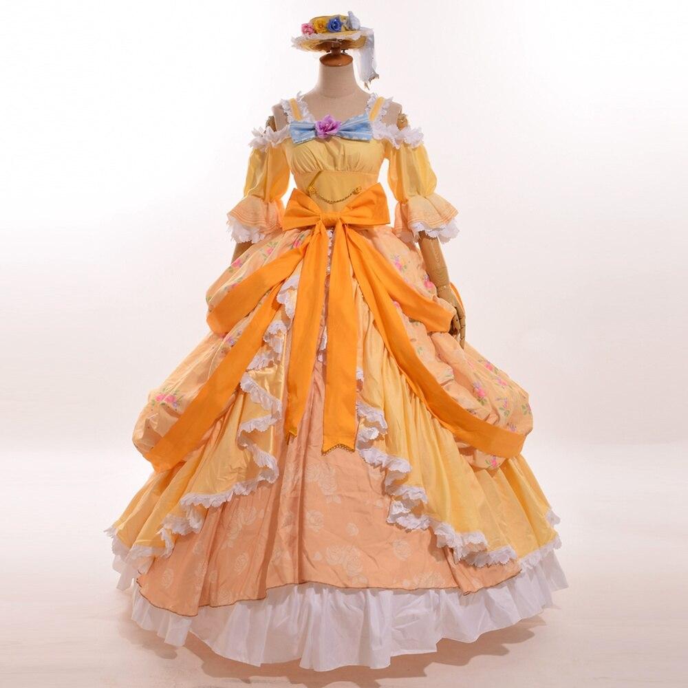 Anime Ball Gown – fashion dresses