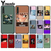 Yinuoda Great art aesthetic van Gogh Mona Lisa Phone Case for Huawei NOVE3E P10 Plus Mate9 10 Mate10 Lite P20 Pro Honor10 View10