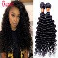 Peruvian Virgin Hair Deep Wave Hot Hair Products 3 Bundles Cheap Peruvian Deep Wave Virgin Hair Curly Weave Human Hair Bundles