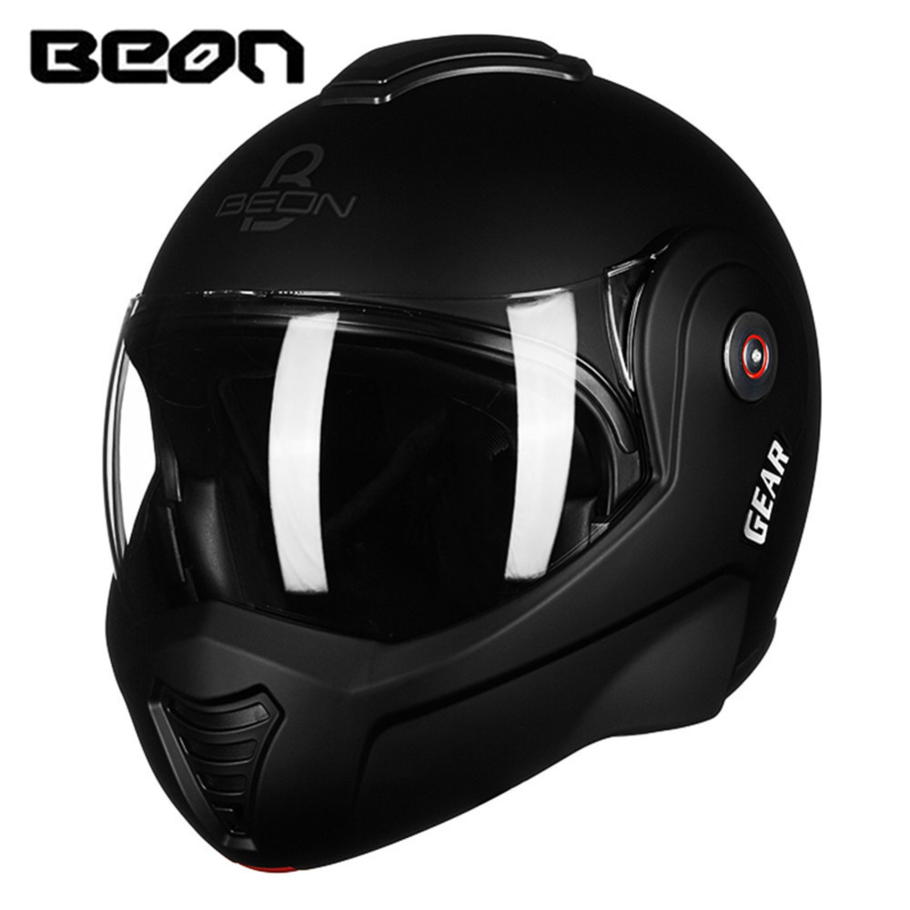 BEON 2017 New Flip up Motorcycle Helmet Modular Open Full Face Helmet Moto Casque Casco Motocicleta Capacete Helmets ECE original ls2 ff353 full face motorcycle helmet high quality abs moto casque ls2 rapid street racing helmets ece approved
