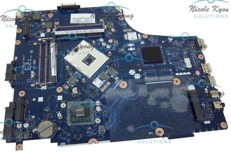 P7YE0 LA 6911P MB.RN802001 MB.V3P02.001 PGA989 intergrated MotherBoard SYSTEM BOARD for Acer Aspire 7750 7750G 7750Z