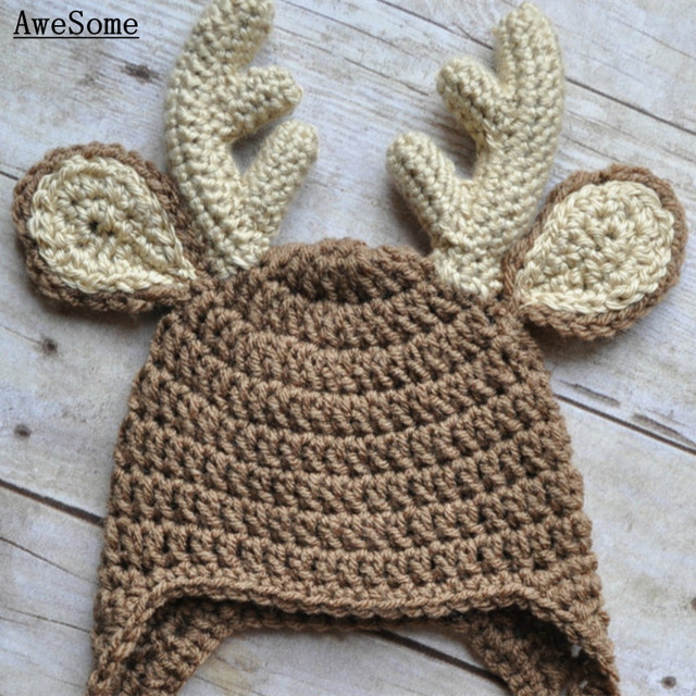Lovely Moose Earflap Hat d6653daa30e