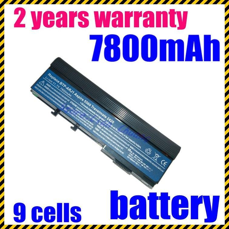 JIGU Laptop Battery for Acer Extensa 4630 4630G TravelMate 2420 2470 3010 3240 3250 3280 3290
