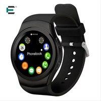 100% Original G3 Bluetooth Relógio Inteligente MTK2502c tela IPS SIM Relógio Monitor De Freqüência Cardíaca para o Iphone Da Apple IOS cartão Ouvir & Android