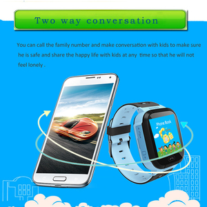 Image 4 - Q528 GPS Smart Watch With Camera Flashlight Baby Watch SOS Call Location Device Tracker for Kid Safe PK Q100 Q90 Q60 Q5