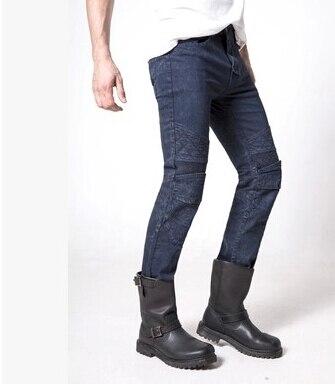 2016 The newest UGLYBROS Guardian ubp09 motorcycle road locomotive jeans blue jeans man pants motor jeans