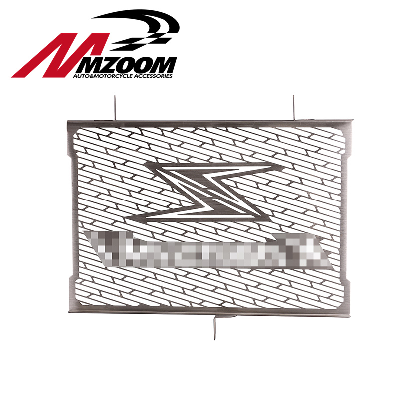 FREE SHIPPING New Arrival For Kawasaki Z750 Z800 ZR800 Z1000 Z1000SX Stainless Steel Motorcycle radiator grille guard protection original for tcl air conditioning computer board used board