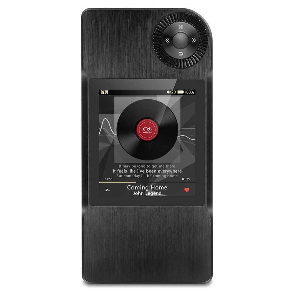 Prix pour Shanling M2 DAP Sans Perte FLAC MP3 Hifi Lecteur de Musique DSD 192 kHz/32bit USB Micro Soutenu Fenêtre XP/7/8 Mac OS