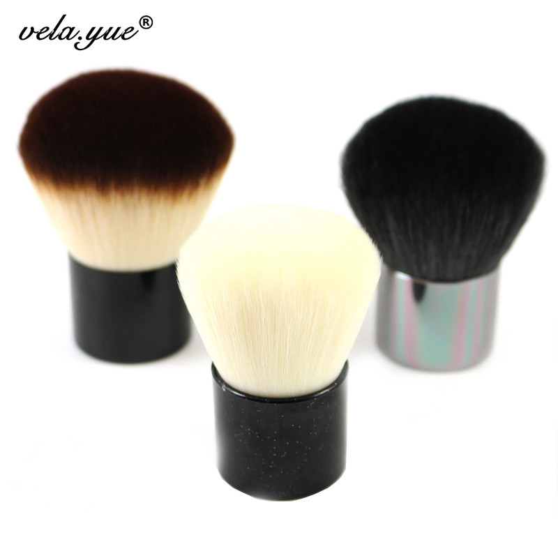 все цены на Top Quality Kabuki Brush Face Bronzer Blusher Powder Makeup Brush