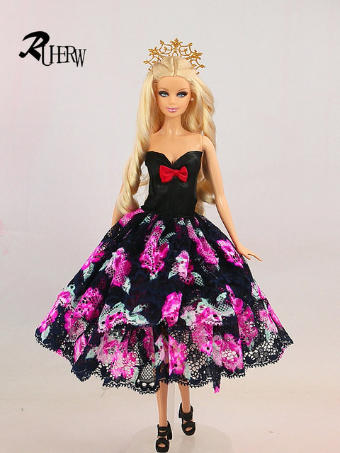 Barbie Evening Gowns – Fashion dresses