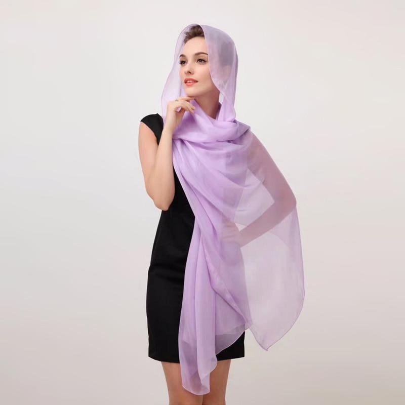 Ladies Opal Purple Floral Soft /& Warm 100/% Organic Large Scarf