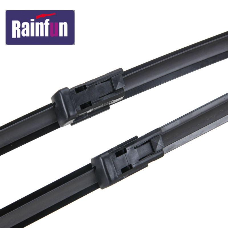 """RAINFUN S490 тип специальный автомобиль стеклоочистителя 2""""+ 16"""" для AUDI A1, 2 шт много в одной коробке"""