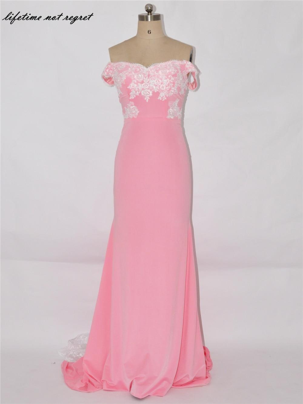 Платья длинной красоты.