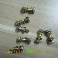 Vacuum machine spare parts accessories copper screws, Electric wire connector Flat wire, fever tablets, sealing strip joints