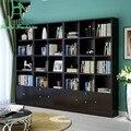 Combinação livre armários com Porta Do Armário armário Estante simples moderno