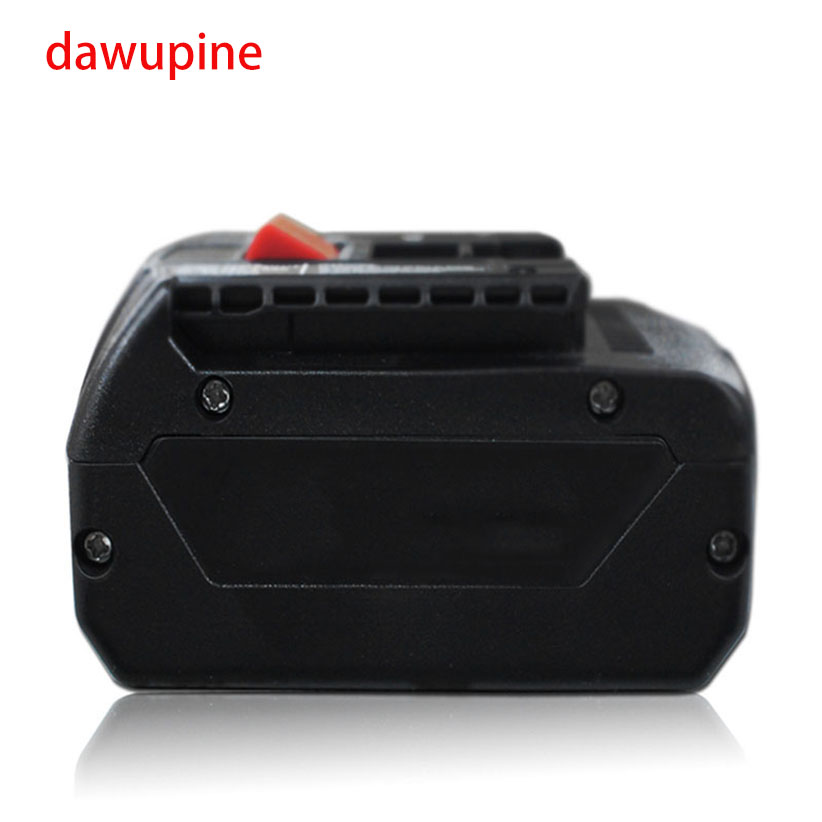 все цены на dawupine BAT618 Battery Plastic Case (no battery) PCB Circuit Board For Bosch 18V BAT610 BAT609G BAT618 BAT618G Li-ion Battery