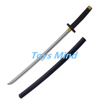 61cm To 76cm Movie Deadpool Cosplay Equipment PU Foam Sword Stage Property Modle Toy Larp Party