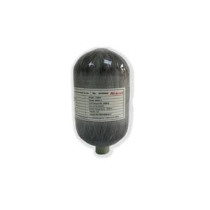 Image 1 - AC5020 Acecare 2L углеродное волокно/композитный/цилиндр для пейнтбола/бак для пейнтбольного регулятора используется PCP Airgun/Condor barrel airsoft