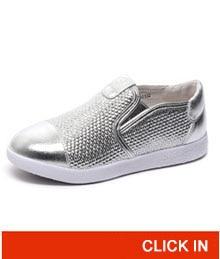 tamanho 31-36 sapatos de escola para menina frete grátis 82t-gb-0849
