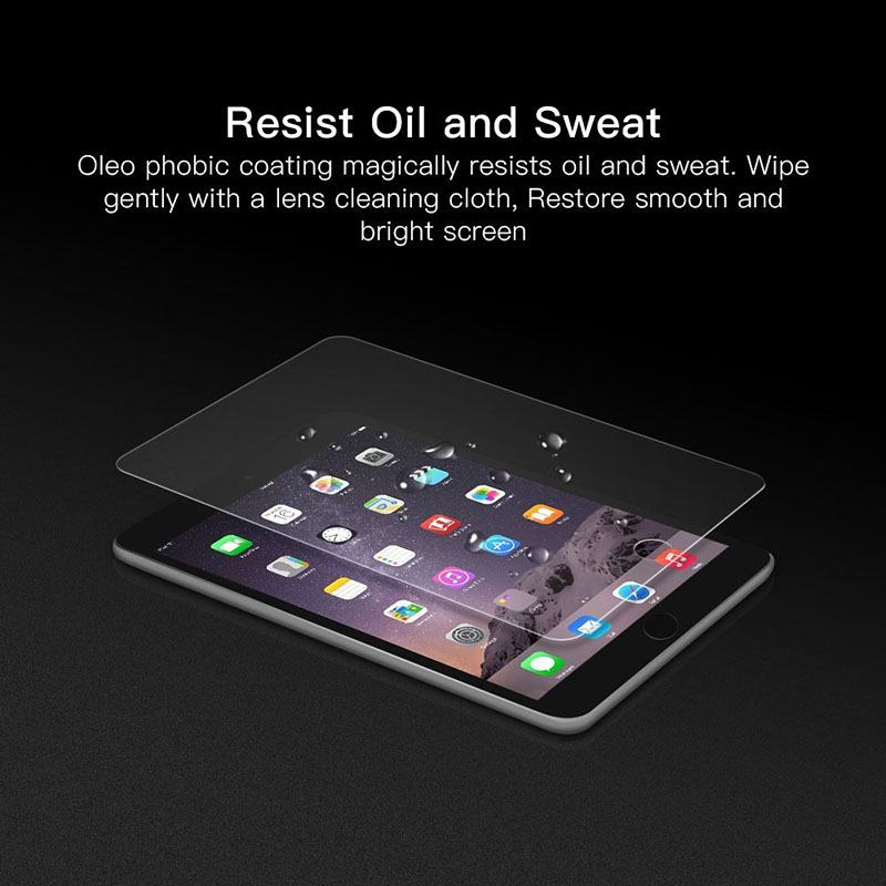Glass For Ipad Mini 4 Screen Protector On I Pad Mini 1 2 3 5 7
