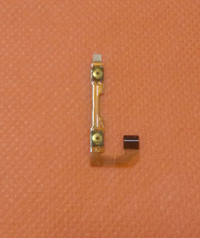 Original THL T5 T5S Volume Button Flex Cable FPC Smart Cell Phone Free Shipping